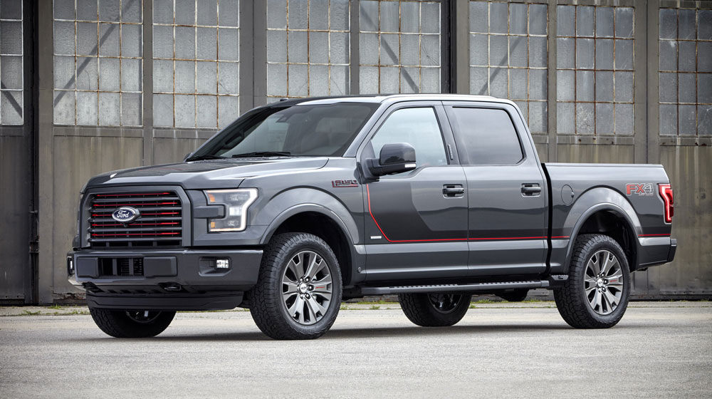 nh chi ti t ford f 150 2016. Black Bedroom Furniture Sets. Home Design Ideas