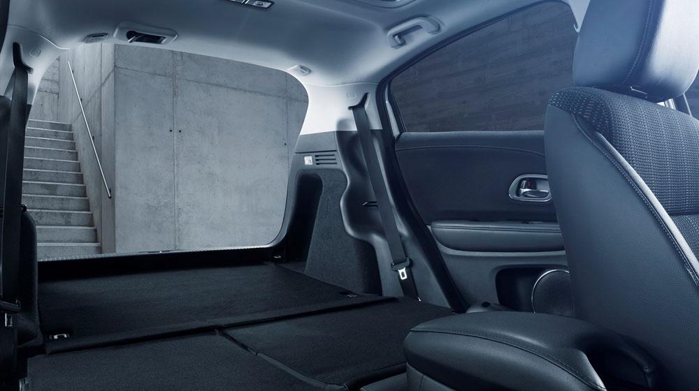 Nội thất xe Honda HRV 2020 Nhập Khẩu