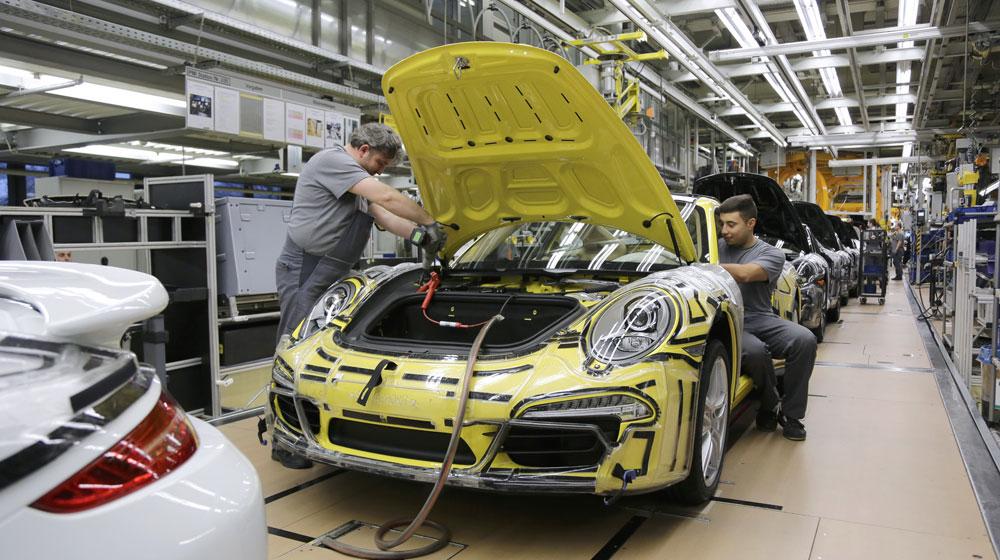 Porsche đầu tư hơn 1,2 tỷ USD để mở rộng nhà máy