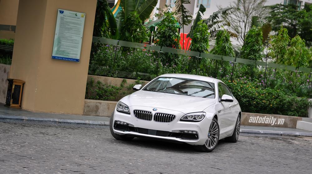 Ảnh chi tiết BMW Gran Coupe 640i 2015 đầu tiên tại Việt Nam
