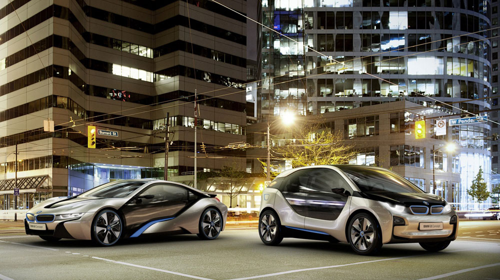 Nửa đầu năm 2015: BMW tiêu thụ 12.562 xe i3 và i8