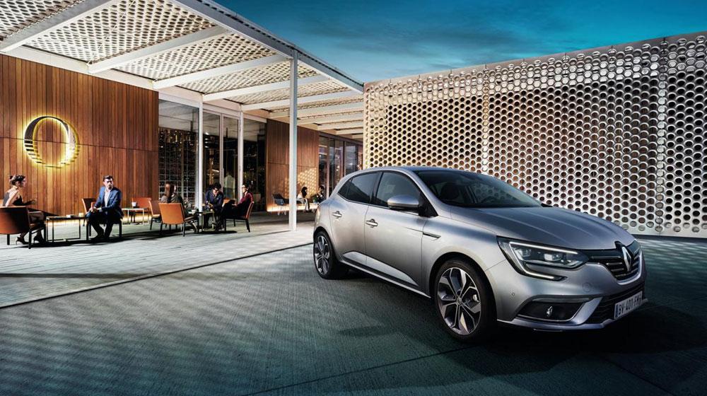 Renault Megane 2016 chính thức trình làng