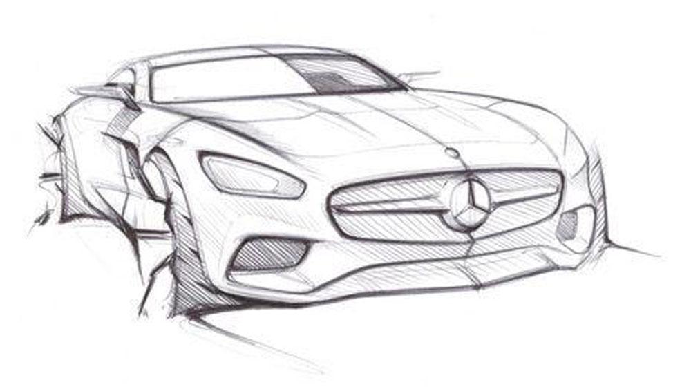 Mercedes chuẩn bị trình làng một mẫu concept hoàn toàn mới