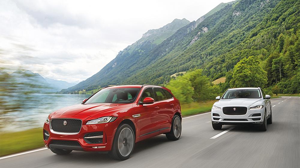 Crossover nhà Jaguar ra mắt siêu ấn tượng tại Frankfurt