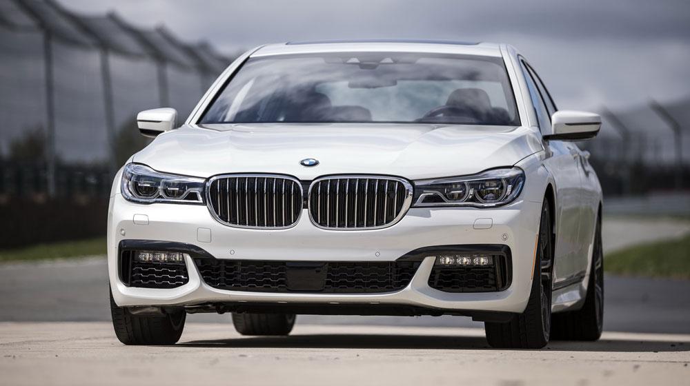 BMW 7-Series 2016 chinh phục khách hàng Mỹ