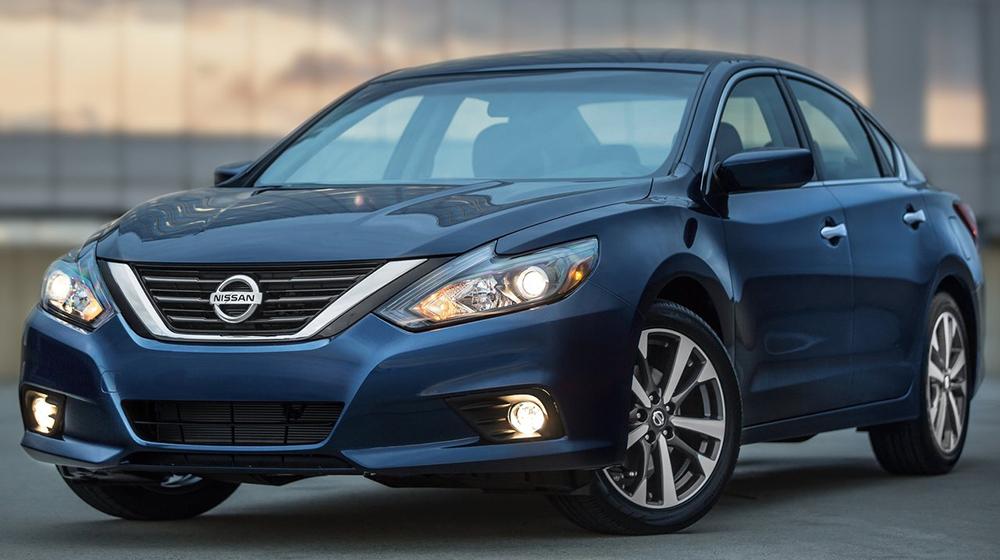 Nissan chính thức công bố Teana 2016