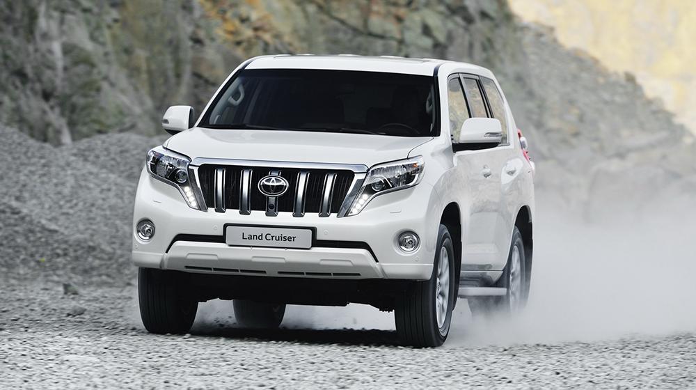 Thêm lựa chọn động cơ cho Toyota Land Cruiser