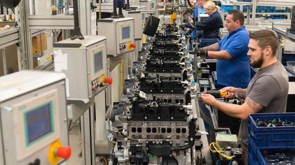 Ford đầu tư 275 triệu USD sản xuất động cơ xăng hoàn toàn mới