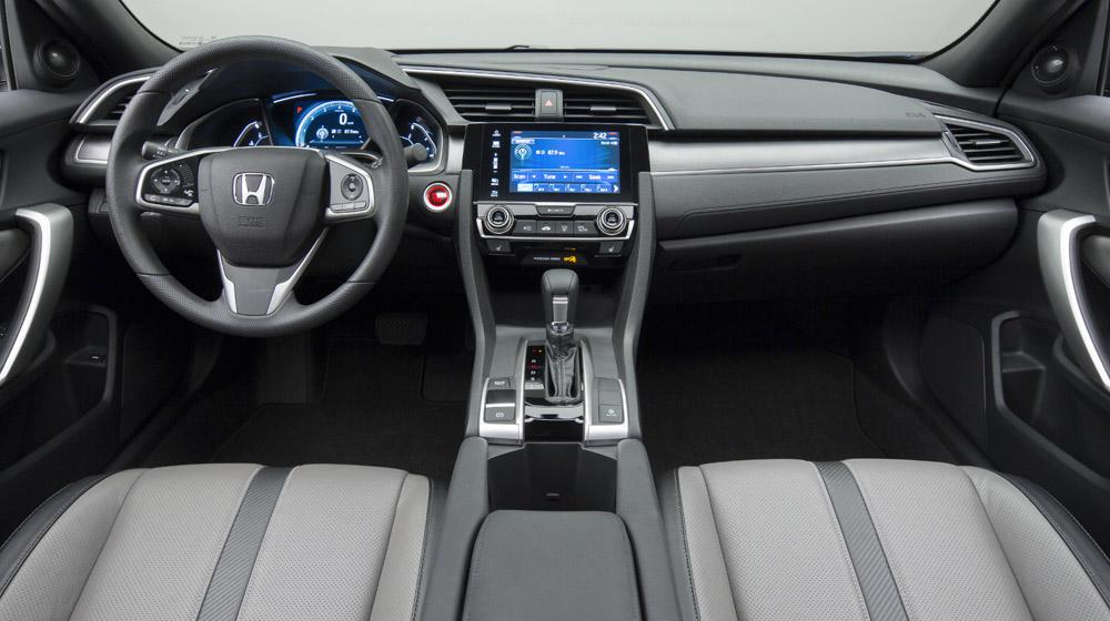 Đánh giá xe Civic Coupe 2016 vừa ra mắt