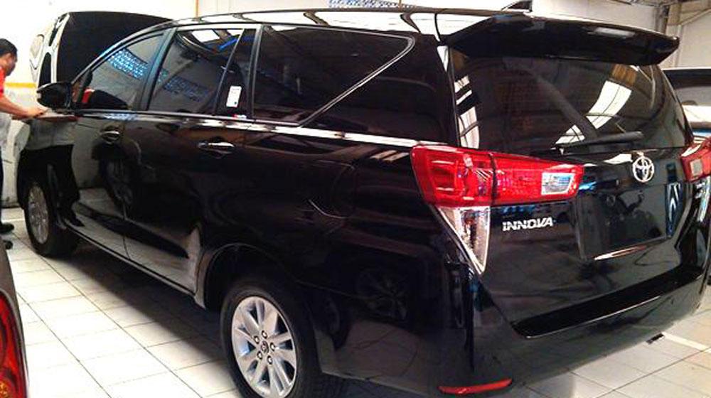 Toyota Innova 2016 tiếp tục lộ diện hình ảnh mới
