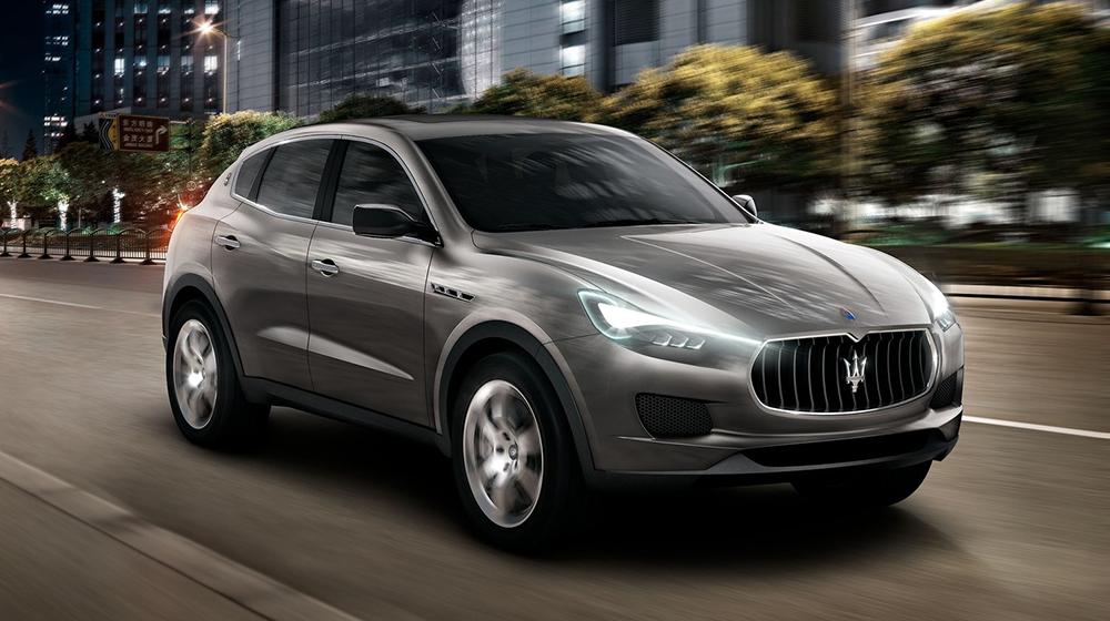 Maserati tiết lộ giá bán Levante trước ngày ra mắt