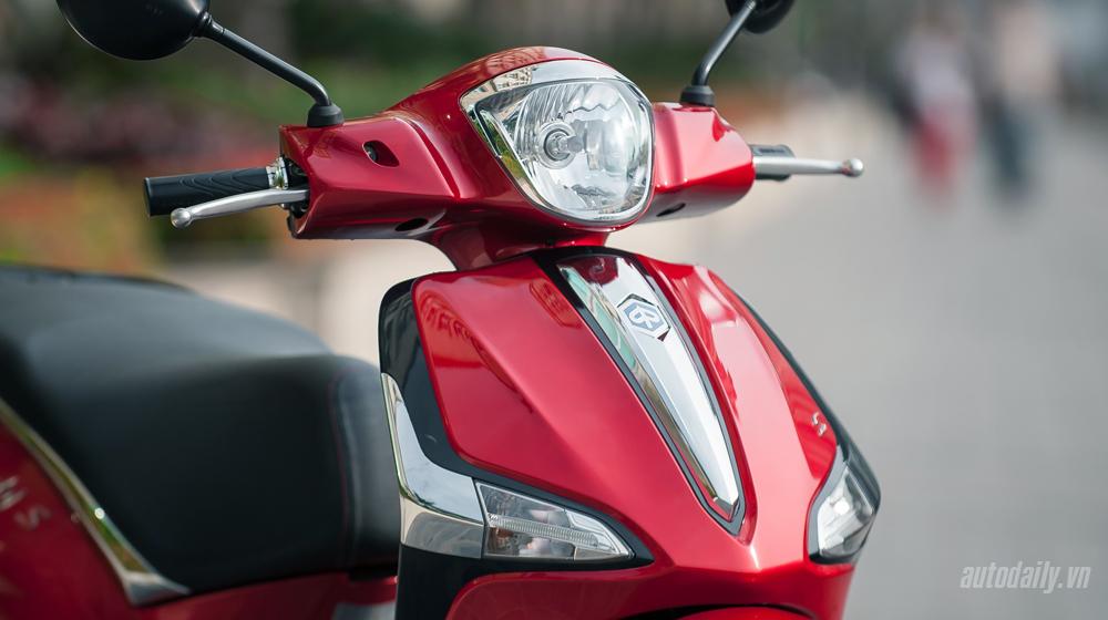 Đánh giá Piaggio Liberty ABS: Xứng danh thương hiệu Ý - 3