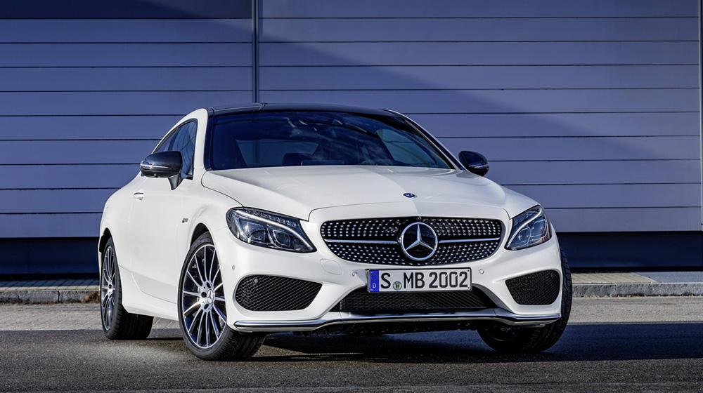 Mercedes-AMG C43 Coupe chuẩn bị ra mắt
