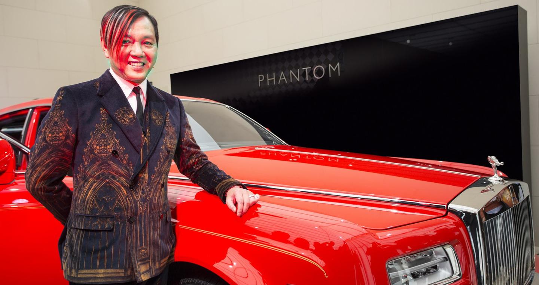 Đại gia mua 30 chiếc Rolls-Royce Phantom bắt đầu nhận xe