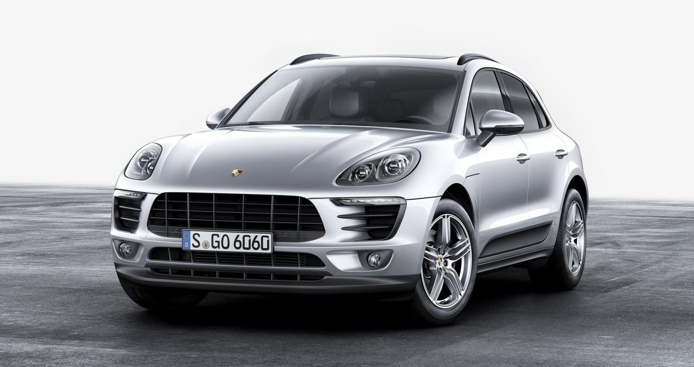 Porsche Macan 2017 thêm tùy chọn động cơ mới
