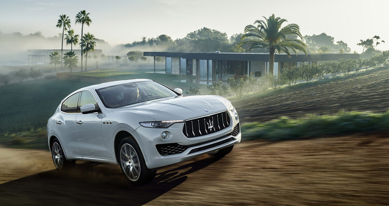Maserati muốn Levante hấp dẫn phái đẹp và khách hàng trẻ