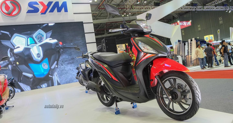 """Xe ga Shark """"nhỏ"""" ra mắt thị trường Việt, giá 30 triệu đồng"""