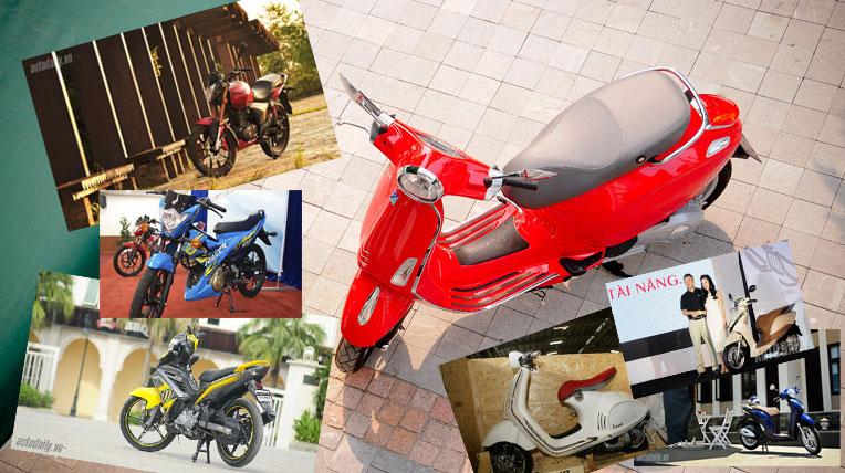 7 mẫu xe máy được quan tâm trên Autodaily 2013