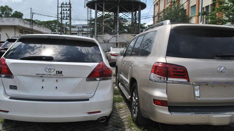 Xe Việt kiều hồi hương được miễn thuế nhập khẩu