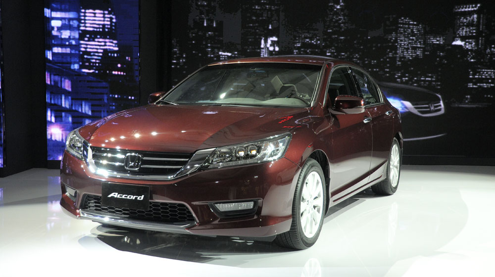 Honda Accord thế hệ mới