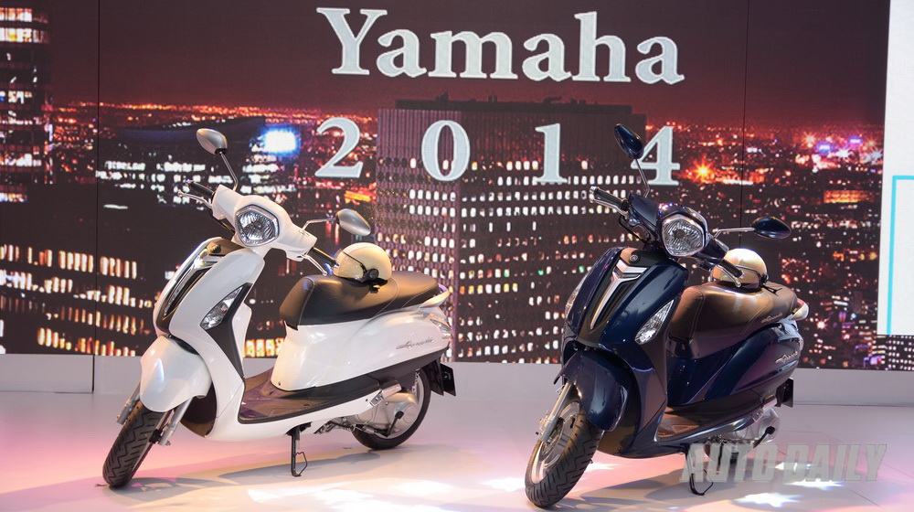 Yamaha Nozza Grande