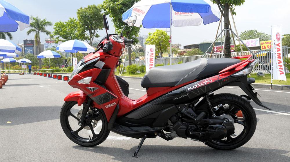 Yamaha Nouvo FI 2015