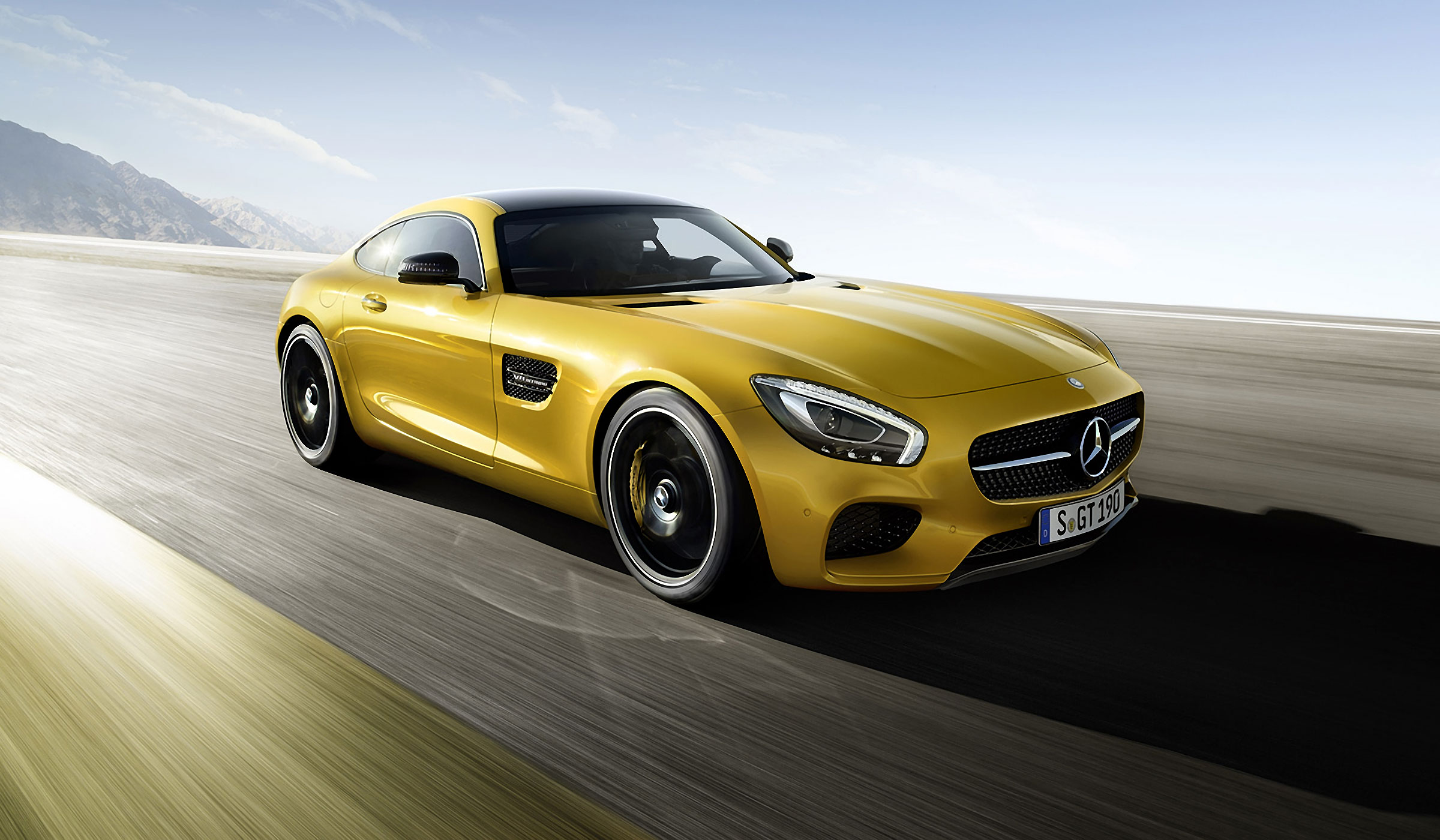 Qu ng c o t xe m y quang cao o to xe may quang cao xe hoi for Mercedes benz amg gt price