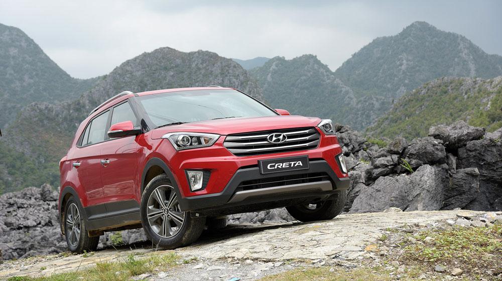 Hyundai Creta (bản máy xăng)