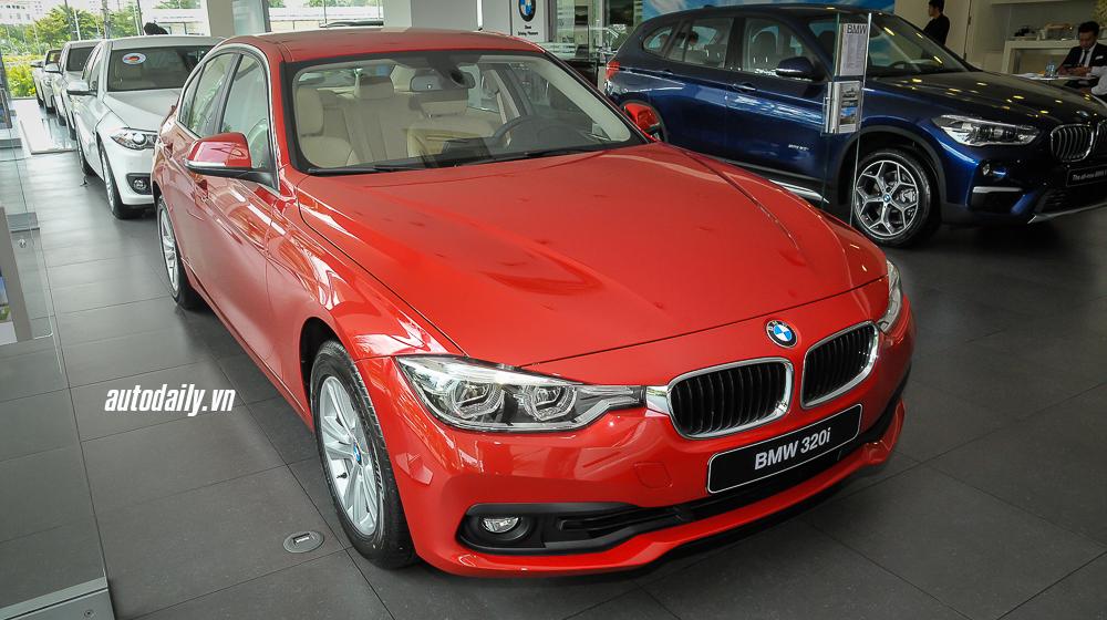 BMW 3-Series 2016 (320i)