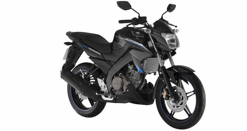 Yamaha FZ150i phiên bản màu đen