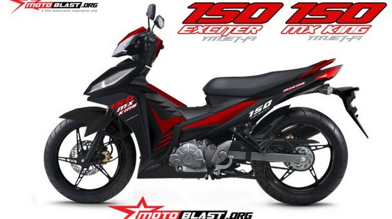 Hé lộ ảnh thử nghiệm Yamaha Exciter 150Fi
