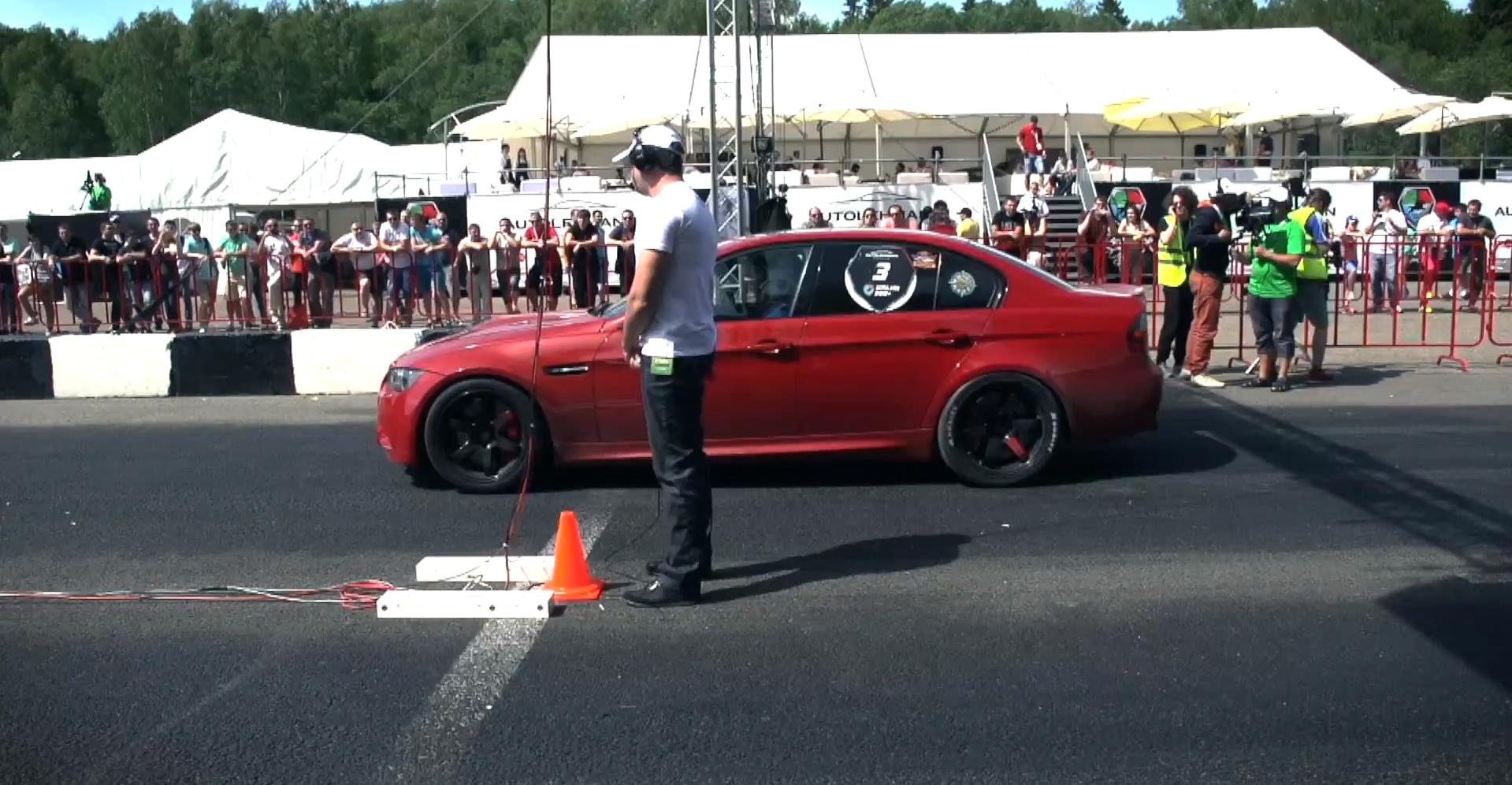 BMW M3 - Chiếc sedan nhanh nhất thế giới