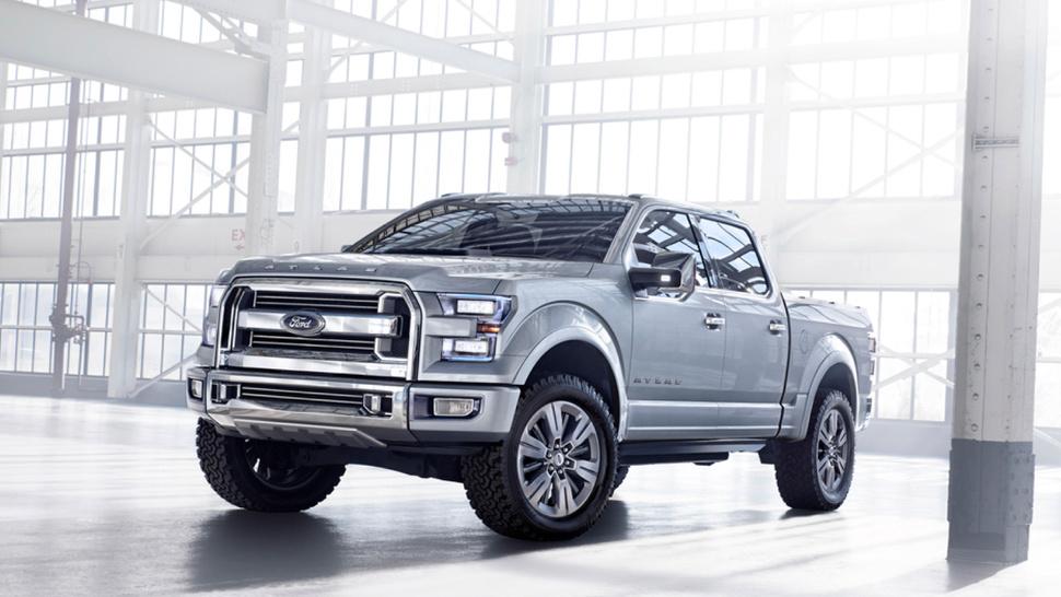 """Ford Ranger 2015 """"lộ"""" những hình ảnh đầu tiên"""