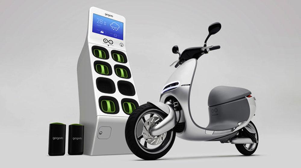 Gogoro - Xe điện nhỏ gọn, thông minh