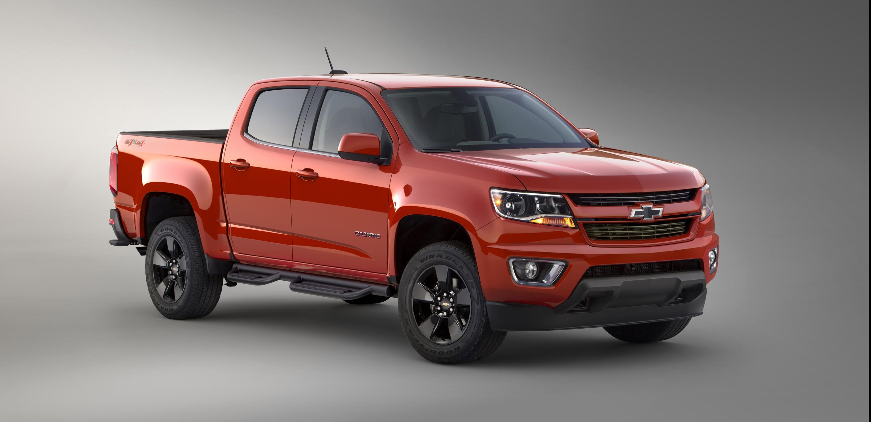 """Chevrolet Colorado 2015 với thùng xe """"cực"""" linh động"""