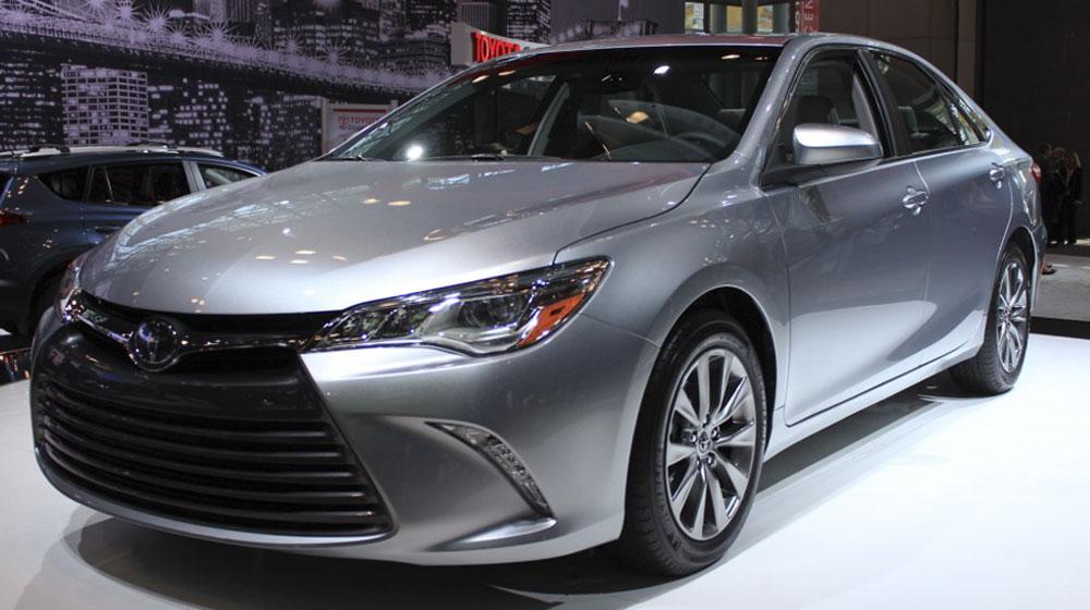 Xem video chi tiết Toyota Camry 2015