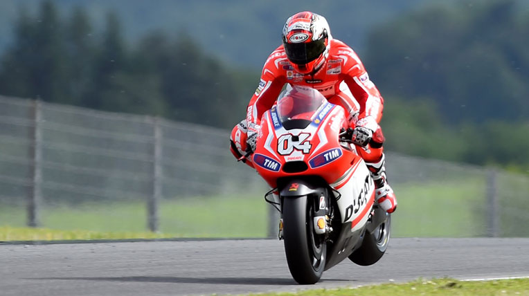 Xe đua Motogp Của Ducati Sắp Về Ha Nội