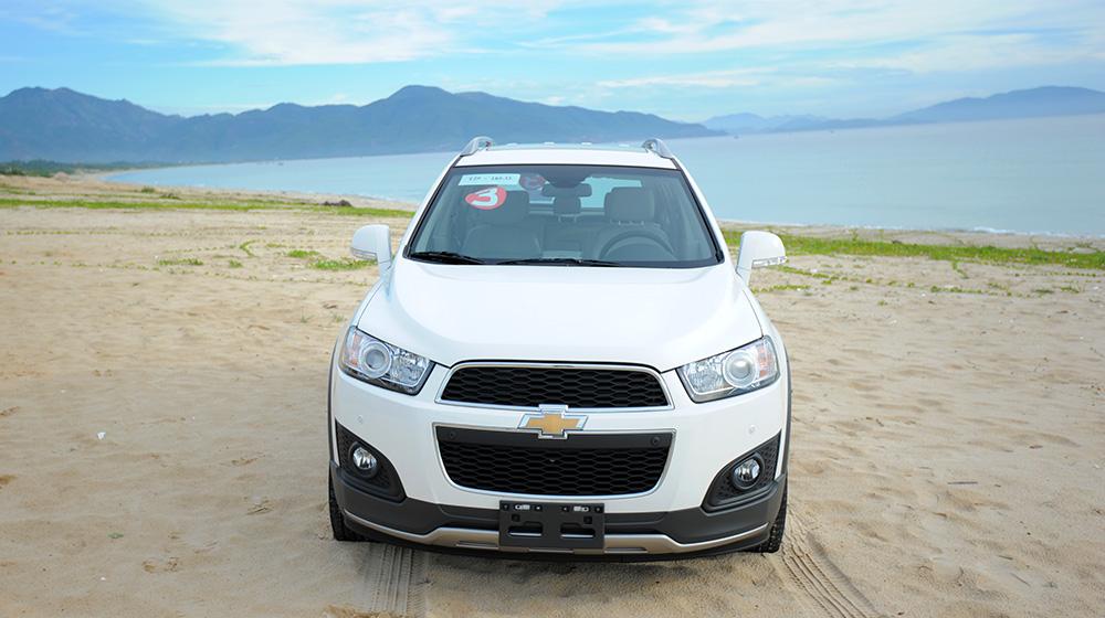Chi tiết Chevrolet Captiva LTZ 2014 mới, giá 939 triệu đồng