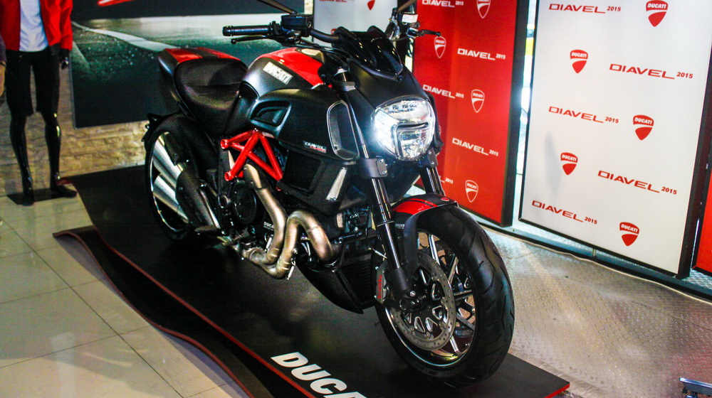 Ducati Diavel 2015 chính thức bán ra tại Việt Nam, giá từ 670 triệu đồng - 2