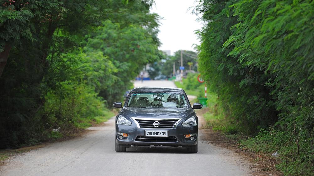 Cùng Nissan Teana 2.5SL đi tìm gió biển chớm đông - 4