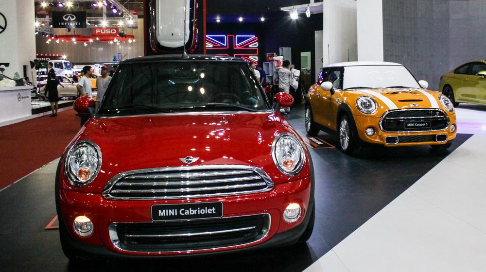 Ấn tượng MINI tại Vietnam Motor Show 2014 - 4