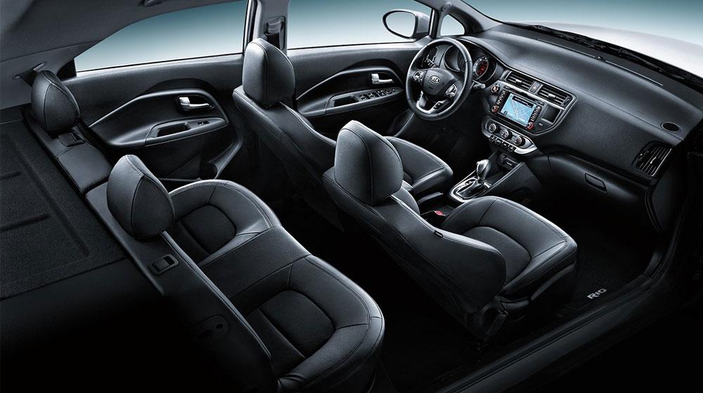 Kia Rio sedan có giá từ 490 triệu đồng tại Việt Nam