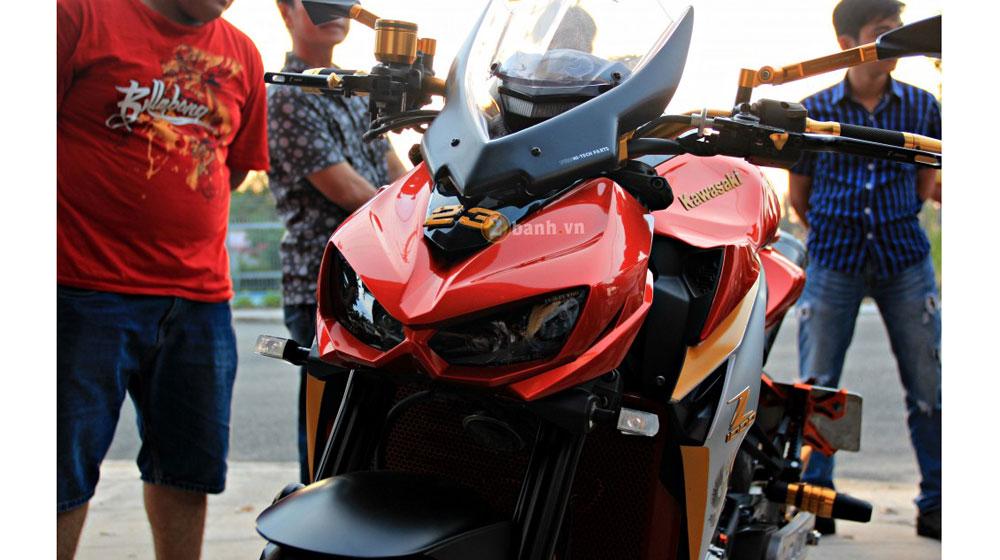 """Kawasaki Z1000 độ """"cực độc"""" tại Việt Nam - 2"""