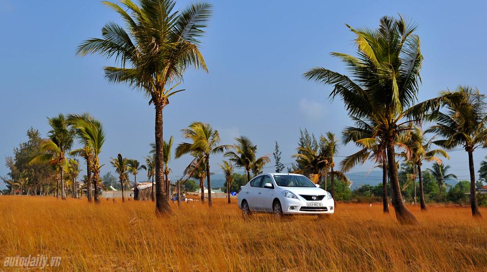"""Nissan Sunny khám phá """"đảo ngọc"""" Phú Quốc - 2"""