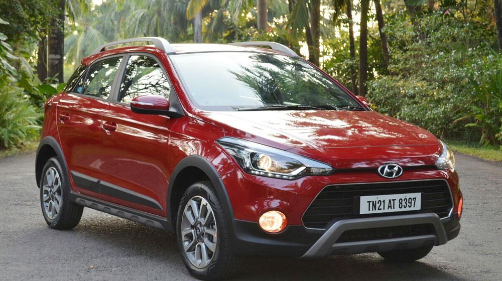 Xe Hyundai i20 Active 2015 sẽ được xuất khẩu sang các nước châu Á