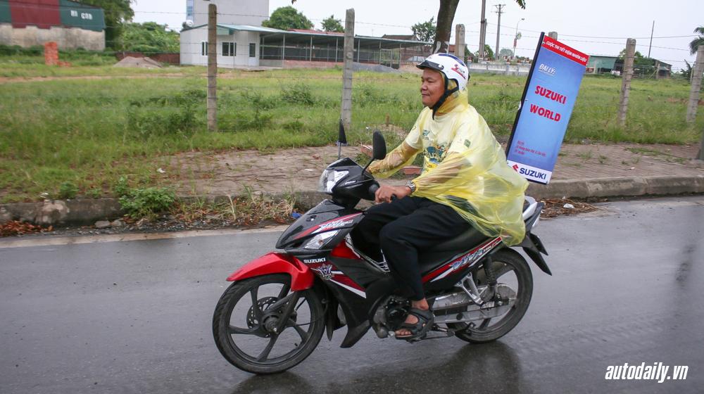tiêu thụ nhiên liệu của Suzuki Viva 115 Fi 3