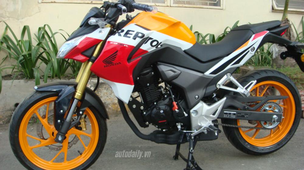 Xe mô tô Honda CB190R 2016 giá từ 92 triệu VNĐ tại Việt Nam 2