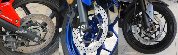 Nên chọn mua Honda CBR300R, Yamaha R3 hay Kawasaki Ninja 300 với giá 200 triệu? 10