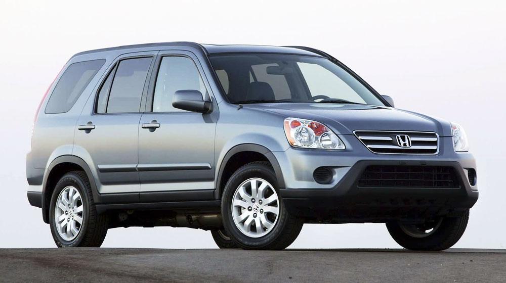ô tô giữ giá nhất Kinh nghiệm mua xe ô tô giữ giá nhất Honda CRV SE 2005
