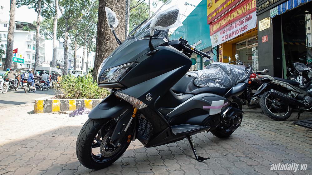 Ngắm Yamaha TMax tại Việt Nam cùng giá bán 1